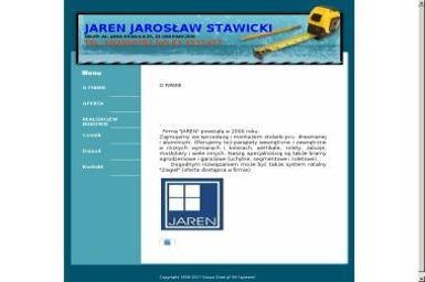 Jaren Stawicki Jarosław Jan - Okna Parczew