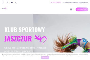 Klub Sportowy Jaszczur - Szkoła Tańca Łódź