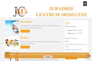 Jurajskie Centrum Medyczne JCM - Gabinet Psychologiczny Kraków