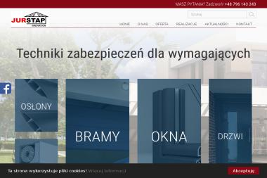 Jurstap - Producent Okien PCV Tarnowskie Góry