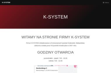 Biuro Handlowo-Ubezpieczeniowe K-System Krzysztof Kowalczyk. Okna pcv, schody drewniane - Schody na Poddasze Krzeszowice