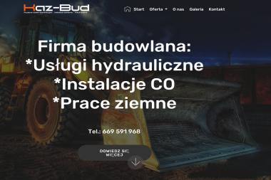 Kaz-Bud FHU. Kazimierz Kuzioła - Kotły Gazowe Strzeszkowice Małe
