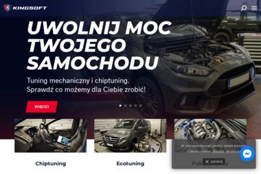 Biuro Usług Informatycznych Kingsoft Jacek Król - Agencja Interaktywna Józefów