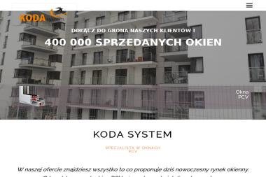 KODA System Sp. z o.o. - Okna drewniane Rybnik