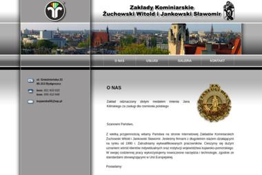 Zakład Kominiarski Żuchowski Witold. Kominiarz, usługi kominiarskie - Czyszczenie Kominów Bydgoszcz