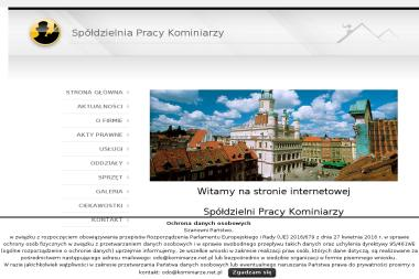 Spółdzielnia Pracy Kominiarzy - Kominiarz Poznań