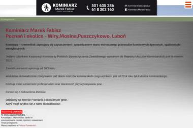 Marek Fabisz Kominiarz - Czyszczenie Komina ze Smoły Wiry