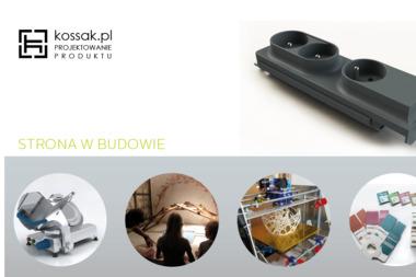 Kossak Pl Projektowanie Produktu Krzysztof Kossak - Kampanie Reklamowe Gdańsk