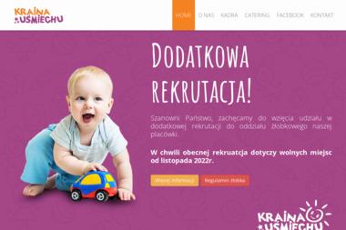 Niepubliczne Przedszkole Kraina Uśmiechu Katarzyna Domańska - Przedszkole Warszawa