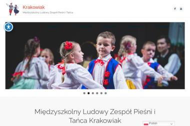 Międzyszkolny Ludowy Zespół Pieśni i Tańca Krakowiak - Orkiestra na Wesele Kraków