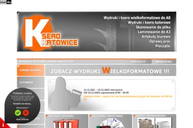 Kserokatowice Aleksandra Kokot - Ulotki Katowice