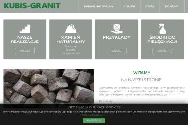 Kubis Granit - Schody drewniane Wrzoski