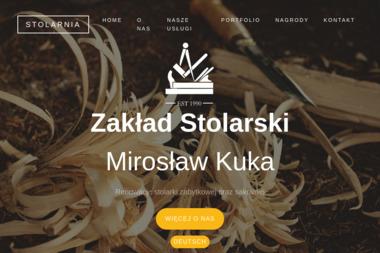Zakład Stolarski Mirosław Kuka - Schody Dębno