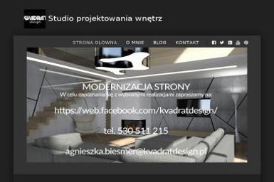 Kvadrat Design - Projektowanie wnętrz Dobczyce