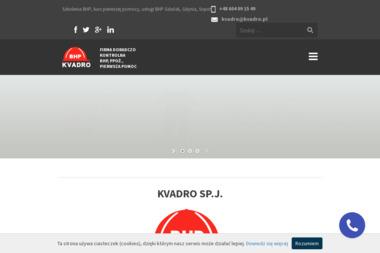 Kvadro Sp.J. Usługi BHP, szkolenia BHP, szkolenia pierwszej pomocy - Kurs pierwszej pomocy Gdańsk