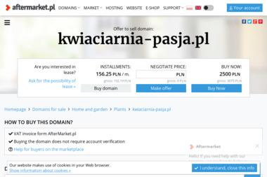 Kwiaciarnia Pasja - Kosze prezentowe Bukowno