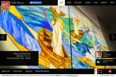Studio Witraży i Szkła Artystycznego Latos Glass Art - Okna Drewniane Na Wymiar Dąbrowa Górnicza