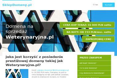 Sylwia Sierpniowska Saładyga Przychodnia Weterynaryjna Iris - Weterynarz Kraków