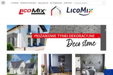 Lico Mix Sp. z o.o. - Chemia budowlana Krosno