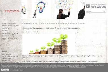 Labolatorium Life Project - Psycholog Płock