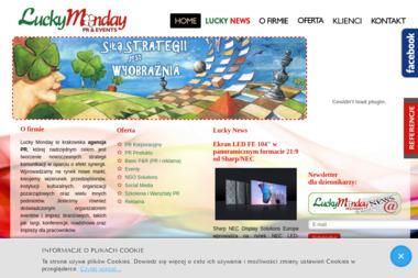 Lucky Monday Pr&Events - Agencja PR Kraków