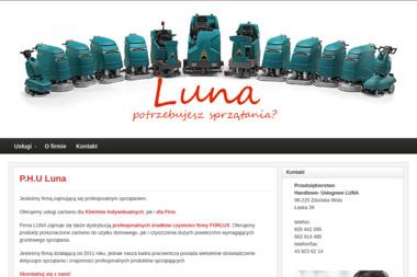 Przedsiębiorstwo  Handlowo- Usługowe LUNA - Stolarka Aluminiowa Zduńska Wola