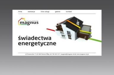 Przedsiębiorstwo Usług Inżyniersko-Budowlanych Magnus Miłosz Tomicki. Świadectwa energetyczne, - Nadzór budowlany Ostrów Wielkopolski