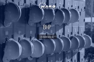 Marg Kasprzyk Grażyna instalacje elektryczne, usługi bhp - Szkolenia BHP Pracowników Sosnowiec