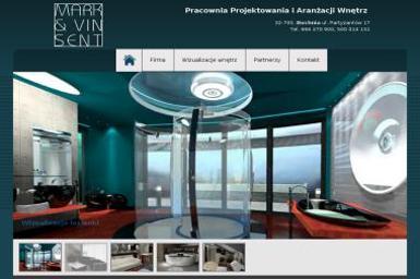 Mark & Vinsent. Pracownia Projektowania i Aranżacji Wnętrz - Usługi Projektowania Wnętrz Bochnia