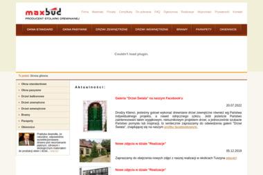 PHU Maxbud Sp. z o.o. - Sprzedaż Okien Aluminiowych Starowa Góra