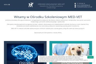 Gabinet Weterynaryjny Med-Vet - Weterynarz Wrocław