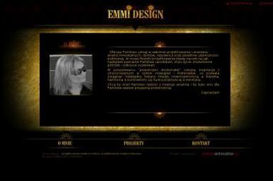 Emmi Design Małgorzata Godlewska - Projektowanie Mieszkań Nowa Wieś