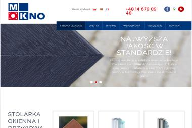 MK OKNO Sp. z o.o. - Okna Plastikowe Pleśna