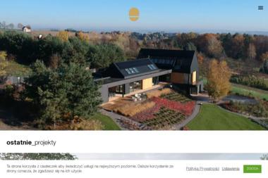 Mokaa Architekci. Projekty wnętrza, aranżacje - Adaptacja projektów Limanowa