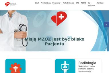 Dział Fizjoterapii - Psycholog Włocławek