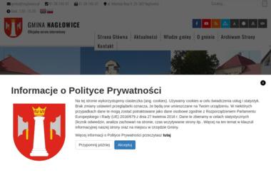 Zakład Gospodarki Komunalnej w Nagłowicach - Drogi Betonowe Nagłowice