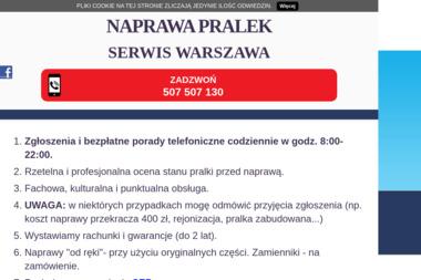 Naprawa Pralek Warszawa - Naprawa pralek Warszawa