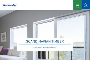 Norwood Okna - Okna drewniane Rusocin