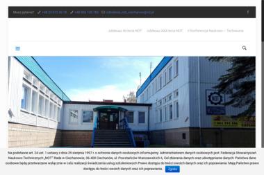 Federacja Stowarzyszeń Naukowo-Technicznych Not Rada w Ciechanowie. Szkolenia, egzaminy - Lekcje Angielskiego Ciechanów