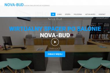 Nova-Bud - Producent Okien Aluminiowych Zwoleń
