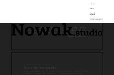 Jakub Nowak Studio Projektowe - Projektowanie wnętrz Chobanin
