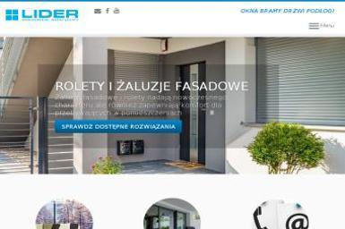 PHU Lider - Okna aluminiowe Gliwice