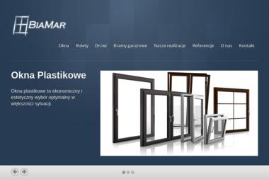 PPHU Biamar - Okna z PCV Oława