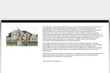 Okna i Drzwi z Pcw i Aluminium Wiśniewski Sp.J. - Sprzedaż Okien PCV Gniezno