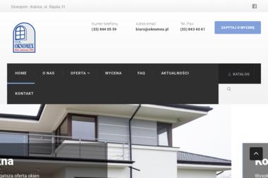 Oknomex - Bramy Skrzydłowe Oświęcim