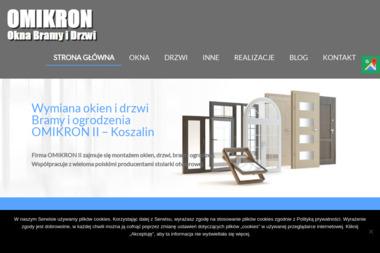 OMIKRON - Montaż Ogrodzenia Koszalin