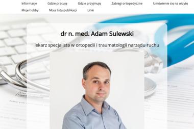 Indywidualna Praktyka Lekarska dr n.med. Adam Sulewski - Ortopeda Poznań