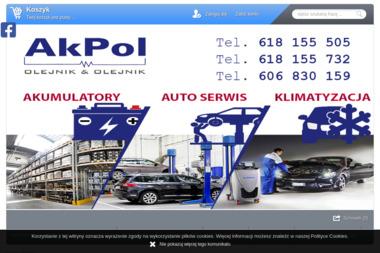 Akpol Klimatyzacja - Klimatyzacja Samochodowa Bugaj