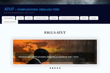 Atut. Obsługa BHP i PPOŻ, szkolenia zawodowe, modernizacja gaśnic - Szkolenie Wstępne BHP Sosnowiec