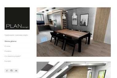 Biuro projektowe Plan Design - Projektowanie Mieszkań Słupsk